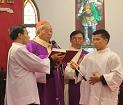Khai mạc Năm Thánh Lòng Thương Xót tại nhà thờ Chính Tòa Hà Nội