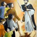 Dominicus, vị Thánh truyền giáo