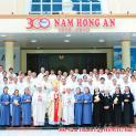 Bế Mạc Năm Thánh mừng 300 năm thành lập Hội Dòng Mến Thánh Giá Huế (1719-2019)