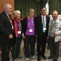 Phái Đoàn Việt Nam Tham Dự Nhóm Châu Á Thái Bình Dương Cursillo
