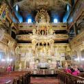 Viếng nhà thờ gỗ lớn nhất thế giới ở Swidnica nước Ba Lan.