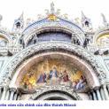 HÀNH HƯƠNG ĐỀN THÁNH MÁCCÔ TÔNG ĐỒ THÁNH SỬ Ở VENEZIA NƯỚC Ý
