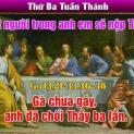 07/04 Bóng đêm tội lỗi – Sự thật về Giuđa và Phêrô