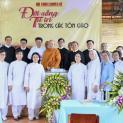 Đời Sống Tu Trì Trong Các Tôn Giáo: Hội thảo liên tôn tại Học Viện Thánh Anphongsô