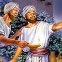 19/10 Phúc cho đầy tớ nào khi chủ về còn thấy tỉnh thức