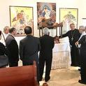 Ban Lãnh đạo Hội Đồng Liên Tôn Việt Nam thăm và họp tại nhà thờ Chính thống giáo San Diego