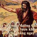 Hãy dọn đường Chúa